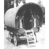 Bow Top Caravan Plan