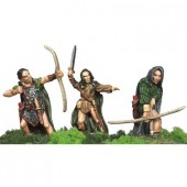 Casting Mould - Sylvan Elves x 3