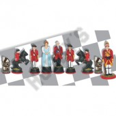 Chess Set Jacobites