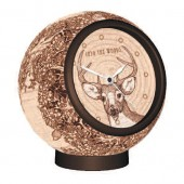 3D Puzzle - Into The Woods Clock