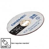 Dremel EZ Speeclic Thin Cutting Wheel