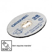 Dremel EZ Speeclic Metal Cutting Wheels