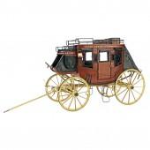Stage Coach 1848 Kit