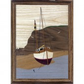 Low Water Marquetry